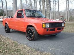 Sell used 1982 VW Volkswagen Rabbit pickup Truck in Kernersville ...