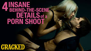 4 Insane Details Behind the Scenes of a Porn Shoot YouTube