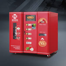 Vending Machine Distributors Magnificent Factory Made Hotsale Professional Full Automatic Pizza Vending