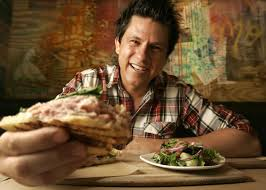 A food TV star is born -- or is he? - The San Diego Union-Tribune
