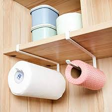 Commercial Bathroom Paper Towel Dispenser Enchanting Amazon Buytra Paper Towel Holder Dispenser Under Cabinet Paper