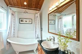 bathtub curtains bathtub curtains tubs with showers tub shower curtain ideas bathroom transitional wood frame mirror bathtub curtains cute glass shower