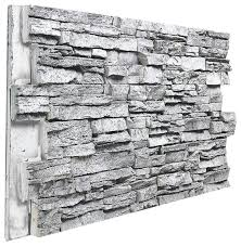 faux stone panels deep stacked wall panel gray how to install interior