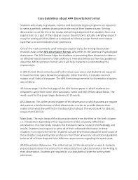 Apa Essay Format Example Resume Ideas