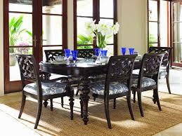 Tommy Bahama Kitchen Table Lexington Tommy Bahama Royal Kahala Islands Edge Dining Table Set