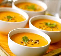 """Résultat de recherche d'images pour """"Velouté carottes, gingembre, orange"""""""