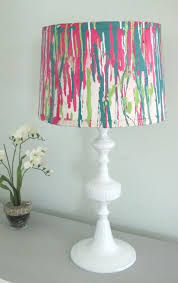 girly lamp shades small large chandelier bed bath beyond