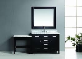 bathroom double sink bathroom vanity with makeup table best picture of double sink vanity with makeup