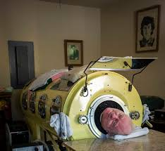 Living inside a canister: Dallas polio survivor is one of few people ...