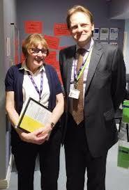 Dawn Rhodes, Contraception and Sexual Health Nurse, iCaSH Suffolk -  Lowestoft Clinic - February Winner