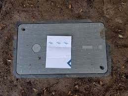 internet cable installation turns into nightmare for residents a 33 inch grate was placed in steve stinson s front yard steve stinson twitter