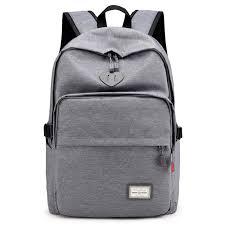 <b>Men Women Backpack</b> Teenagers School bags Laptop Ipad ...