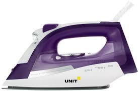 <b>Утюг UNIT USI-284</b> (<b>фиолетовый</b>)