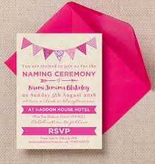 Invitation Matter Naming Ceremony Picture Ideas References