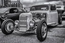1948 Mercury Pickup Hot Rod Photograph by Ken Morris