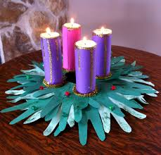 Advent Wreath Decorations Similiar Catholic Advent Wreath Keywords