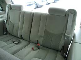 2005 chevy tahoe seat covers and row split seat