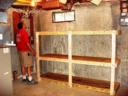 unfinished basement ideas. Beautiful Unfinished Basement Storage Ideas Cagedesigngroup C