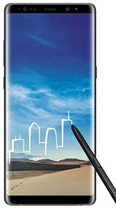 Samsung Galaxy Note <b>8</b> (Midnight <b>Black</b>, 6GB RAM, 64GB Storage ...