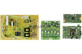 vizio tv replacement parts. vizio d650i-b2 (green t-con) complete tv repair parts kit -version 1 (see note!) tv replacement