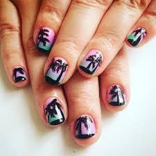 29+ Summer Finger Nail Art Designs , Ideas | Design Trends ...