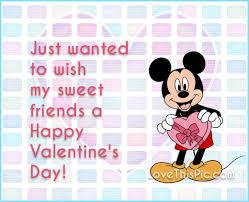 disney happy valentines day clip art. Exellent Disney Disney Happy Valentines Day Quote For Friends Throughout Clip Art N