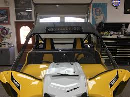 Yamaha Yxz Light Bar