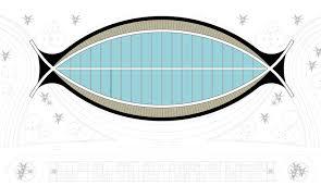 olympic swimming pool diagram. Roof Plan Olympic Swimming Pool Diagram L