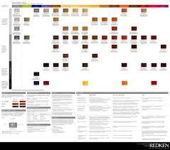 List Of Redken Formulas Color Charts Ideas And Redken