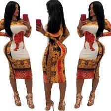 African Print Designs 2018 2018 African Clothes African Costume Dashiki Dress African Print Dresses African Dresses For Women