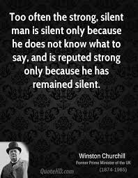 Silent And Strong Quotes. QuotesGram