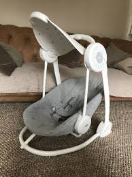 Baby Swing With Light Canopy Mamas And Papas Baby Swing Chair With Sensory Light Canopy In Bournemouth Dorset Gumtree