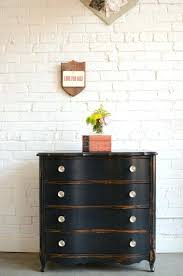 black painted furniture ideas. Best 25 Black Distressed Dresser Ideas On Pinterest 10 Painted Dressers You Cant Miss Furniture T