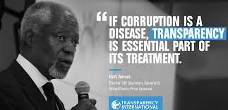Image result for transparency international 2019 report on nigeria