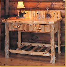 rustic tree furniture. and you might have pine tree forests near could make the same rustic cowboy furniture in middle of boston or la using u0027foundu0027 branches