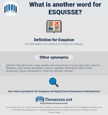 Table Chart Synonym Synonyms For Esquisse Thesaurus Net