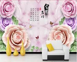Korting Beibehang 3d Interieur Schilderen Gepersonaliseerde Mode