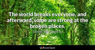 Hemingway Quotes On Love Magnificent Ernest Hemingway Quotes BrainyQuote