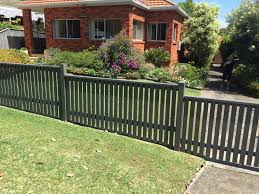 Painted Fences picket fences rkg fencing 8043 by xevi.us