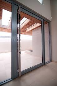 Exterior Pivot Door  Kelli Arena - Exterior pivot door
