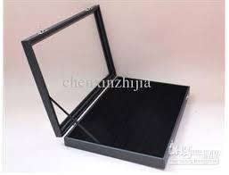 jewelry display box. Brilliant Display Storage CaseDISPLAY Box Black Wood Jewelry Boxes U0026 Organizers Cufflinks  Rings EaringMeasures Approx 38x 28 X 8 Cm 14 In Display M