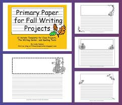 writing paper for your fall writing projects