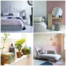 Grey White Pink Bedroom Ideas N Black And Colour Decor Decorating ...