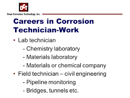 corrosion technician why study corrosion 1 sheldon w dean 12 7 02 what is corrosion