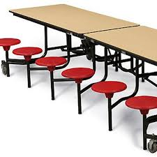 school lunch table. School Lunch Table