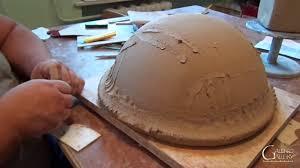 Керамика. процесс изготовления <b>кашпо</b> - YouTube