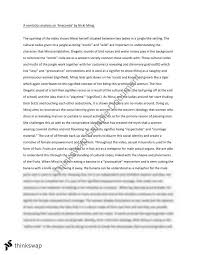 essay analysis on a semiotics music video gcst  essay analysis on a semiotics music video