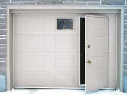 pedestrian doors available at portes de garage piéton gl
