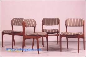 luxury upholstered dining room chairs upholstered dining room chairs awesome mid century od 49 teak dining chairs by erik buch for
