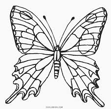 Look at the wonderful color combinations, for earthy or vibrant, loud to somewhat dull, you find. Printable Butterfly Coloring Pages For Kids